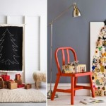 "Alternative ""Christmas Trees"": Tips For ""New Year"" Interior Decoration"