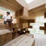 Sou Fujimoto Introduces Final Wooden House