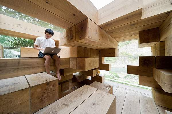3 Sou Fujimoto Introduces Final Wooden House
