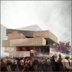 Modern Art Museum Designed For Colombian City Medellin