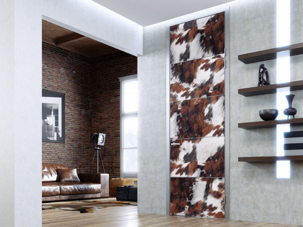 Art-Doors As Extravagant Ideas For Interior Decoration