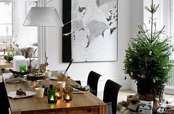 New Year Decor From Danish Magazine BO BEDRE