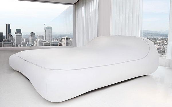 614 Letto Zip As A Contemporary Bed