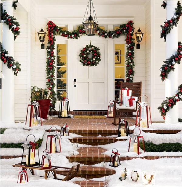 69 How To Make Perfect Exterior Decorations For Christmas And New Year