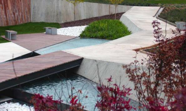 Dom arquitectura Introduces Landscape Design