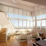Residenze Libeskind Interior