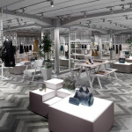Nendo interior for Japanese department store Seibu