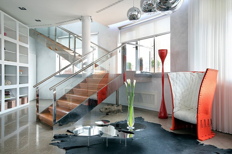 stairs interior Use of Stairs in Interior Design