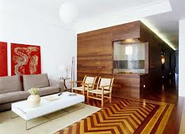 wooden wall Wooden wall in the interior   a natural accent in your house