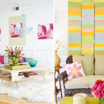 spring trends in interior design
