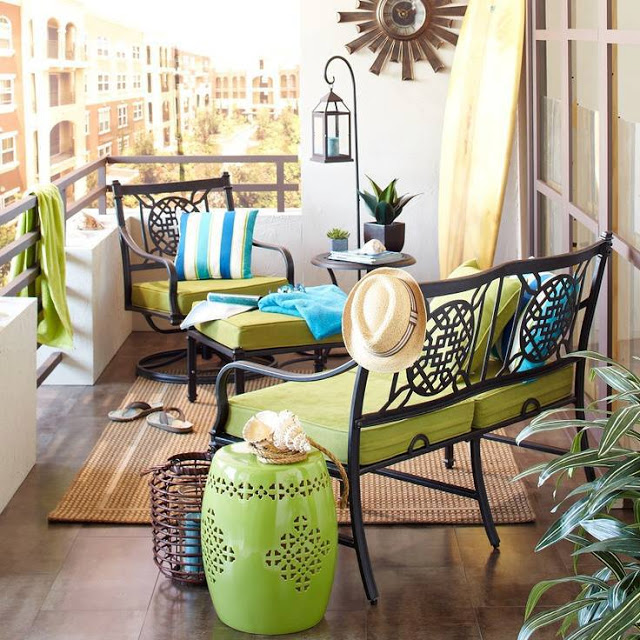 beautiful balcony 7 Design Ideas For Small Balcony