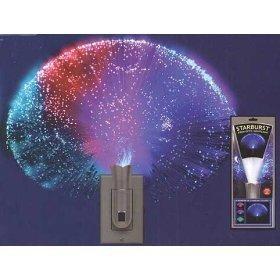 Starburst Fiber Optic Night Light
