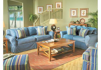 Blue Denim Living Room Furniture | Euffslemani.com
