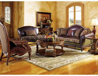 Grand Tuscan Living Room Furniture Gopelling Net