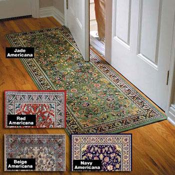 Under Door Area Rugs Low Profile Carpet Runners Better