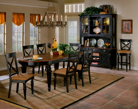 dining room design - betterimprovement - part 29 Black Dining Room Furniture